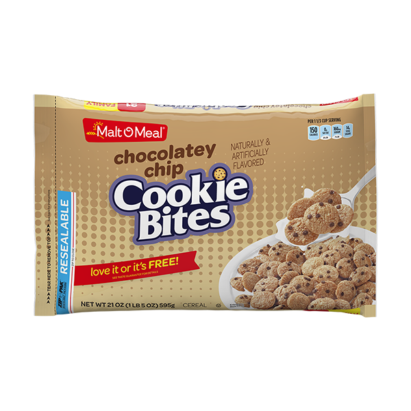 Chocolately Chip Cookie Bites Product Image
